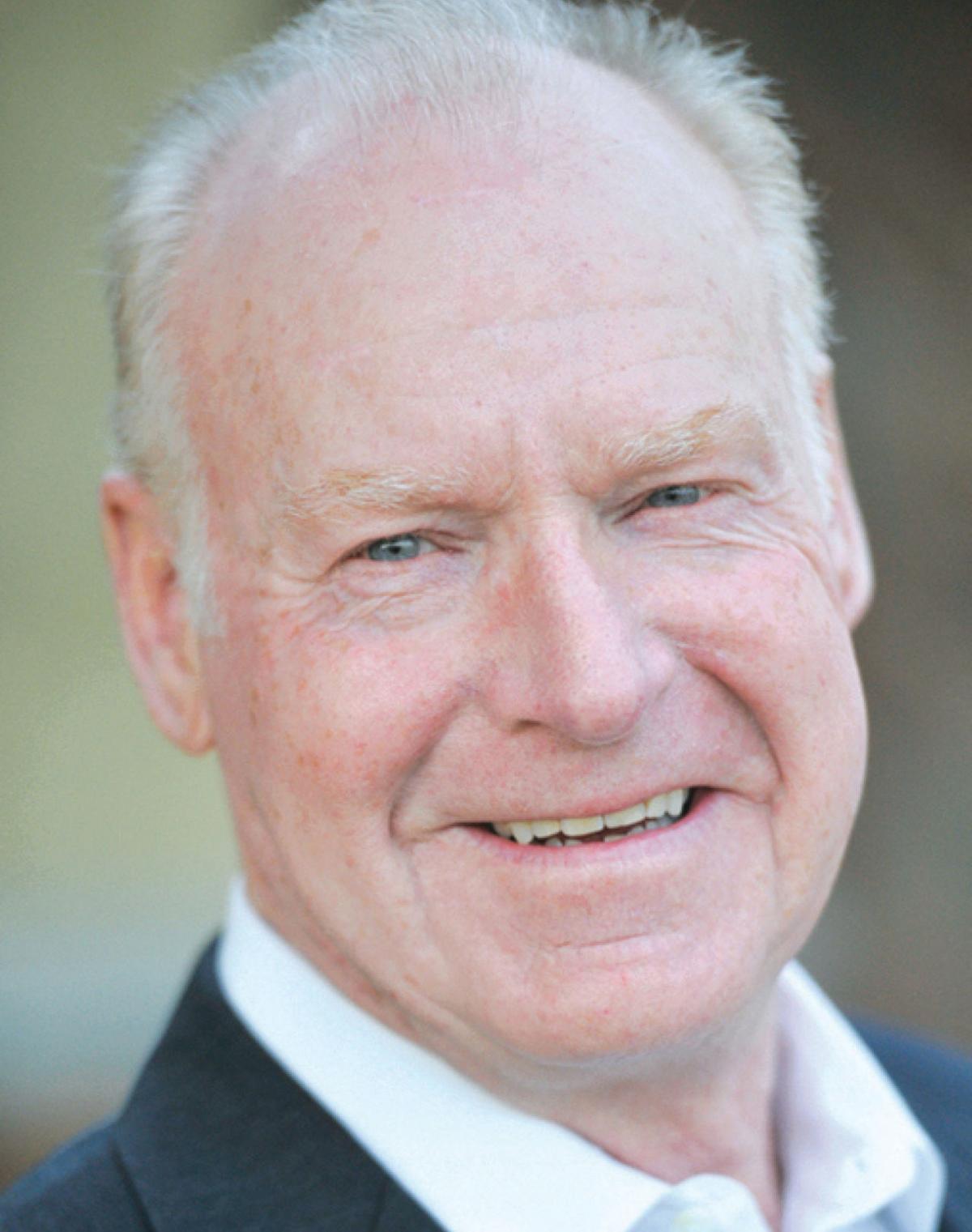 Mayor Peter Hendricks