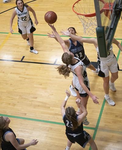 Wood River basketball Girls