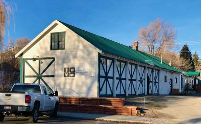 Hailey Forest Service Building