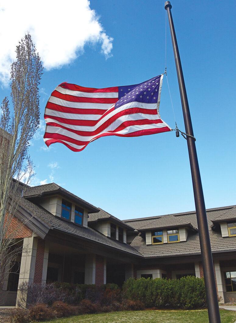 St. Luke's Flag