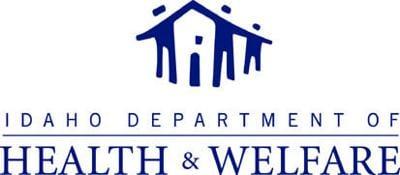 Department of Health & Welfare Logo