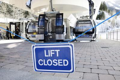 Sun Valley Gondola Closure