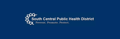 South Central District Health Logo