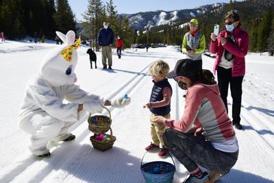 Easter Bunny Galena
