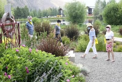 Sawtooth Botanical Garden Tour