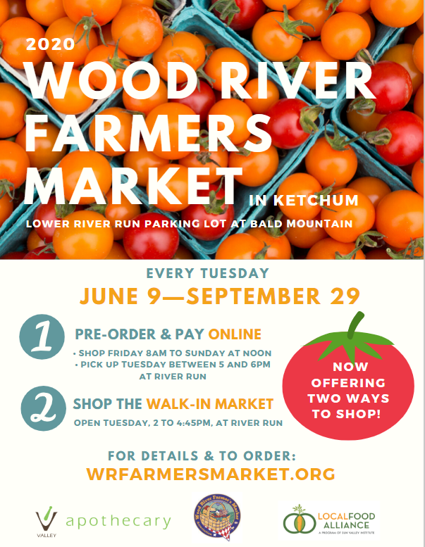 Farmers Market New Hours