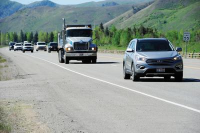 Highway 75 Driving