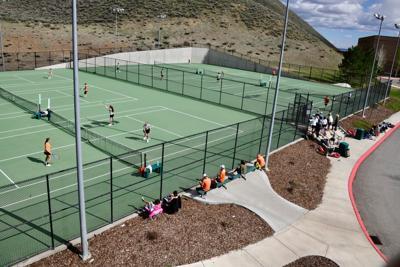 WRHS Tennis