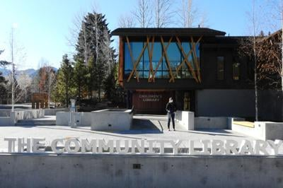 Community Library Reopen