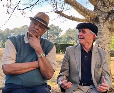 Gary Hoffman and George Lima