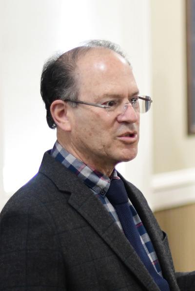 Commissioner Greenberg