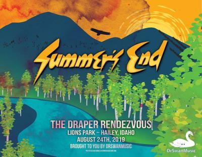 Summers End Art
