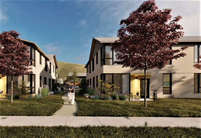 Lido Apartments Plans, Woodside
