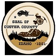 Custer County Seal