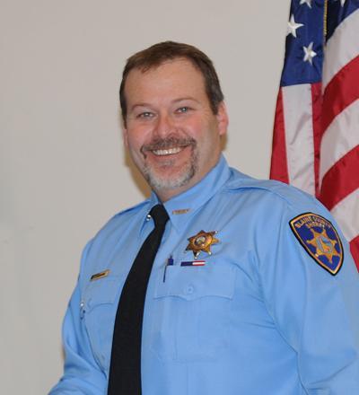 Sheriff Steve Harkins launches re-election bid