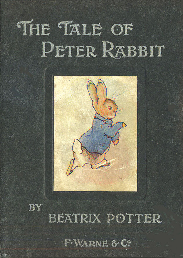 """The Tale of Peter Rabbit"""