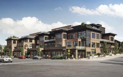 Fourth and Main mixed-use project
