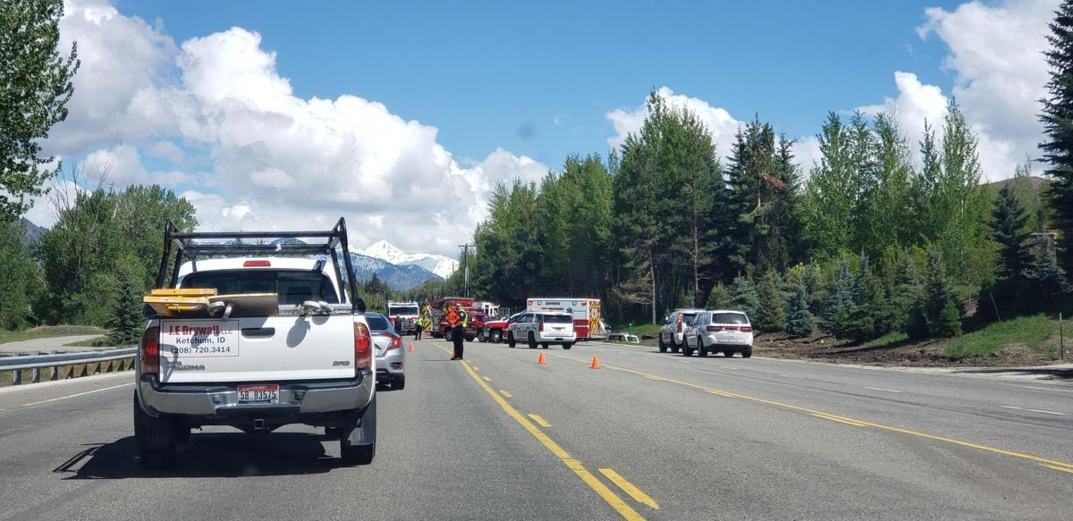 Head-on collision south of Ketchum causes 3 fatalities | Blaine