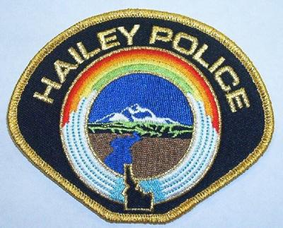 Hailey Police Patch