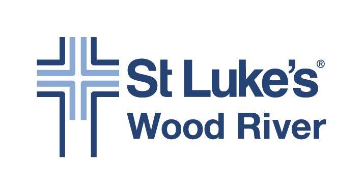 St Luke's Wood River Logo