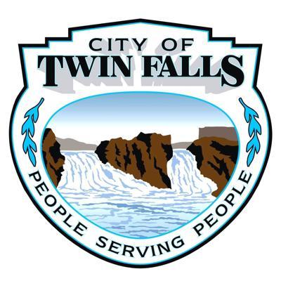 Twin Falls City Logo