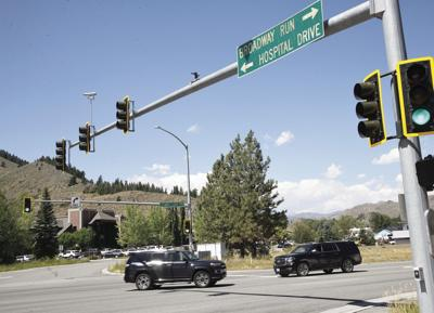 St. Luke's Highway Exterior