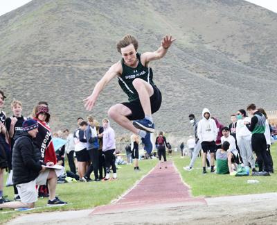 Bob Shay Track Jump