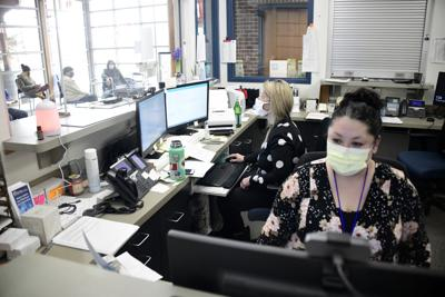 SCPHD Office Interior