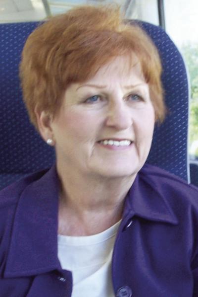 Joyce (Joy) Judith Wray