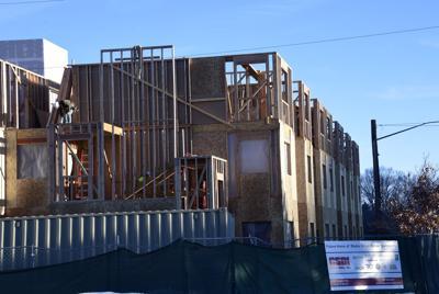 Blaine Manor Construction