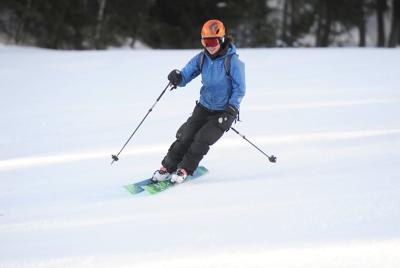 First Day of Ski Season
