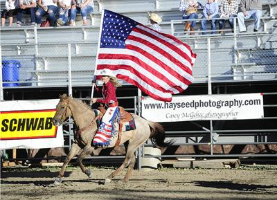 Days of the Old West Rodeo makes a comeback