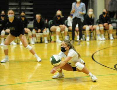WRHS Volleyball Face Mask