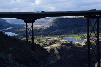 Twin Falls Perine Bridge