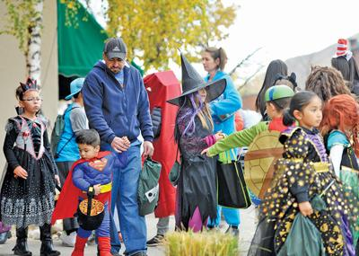 Ketchum Idaho Trick Or Treating Halloween 2020 Valley rears 'spooktacular' Halloween events | Events | mtexpress.com