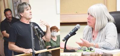 21-09-15 Phil Rainey Mayor Burke mask mandate public comment hearing