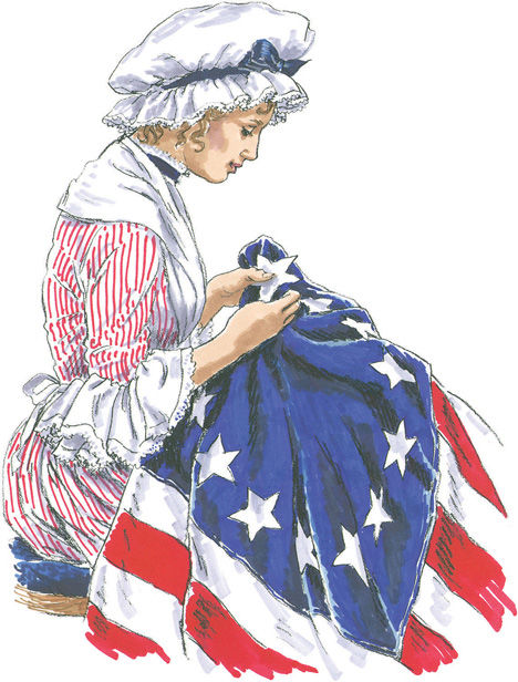 picture regarding Betsy Ross Printable Pictures named Betsy Ross