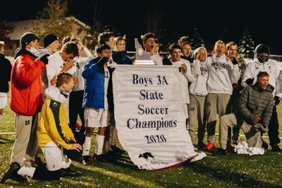 SVCS Boys Soccer State Champions