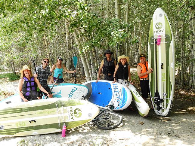 21-07-07 Bigwood River paddle boarders 2 Roland.jpg