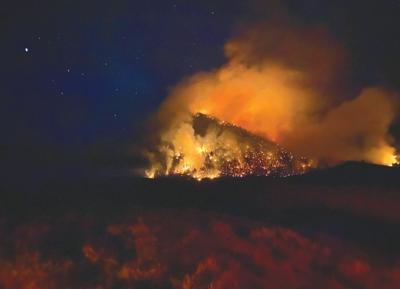 Muldoon Canyon Fire Inciweb