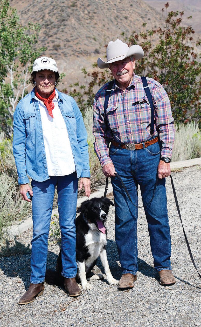 John and Diane Peavey