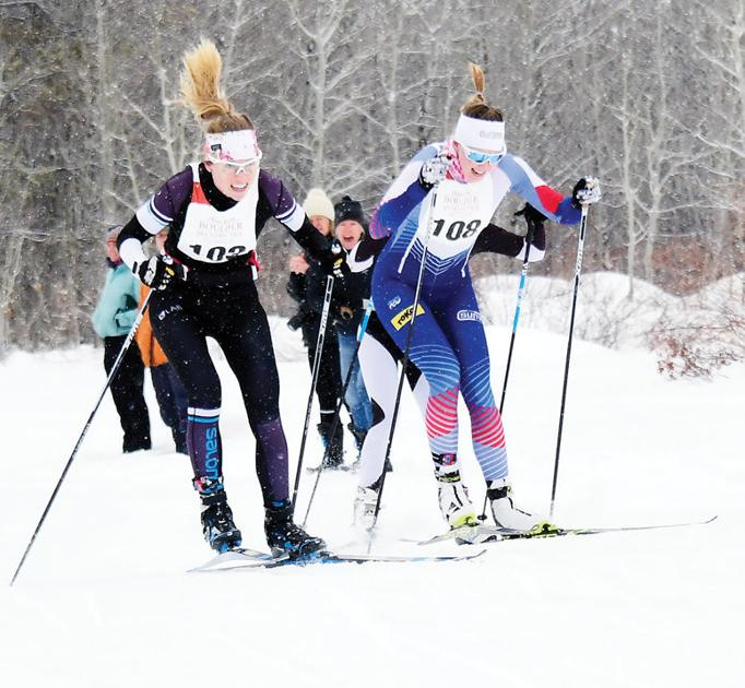 A Sprint To The Finish At Boulder Tour