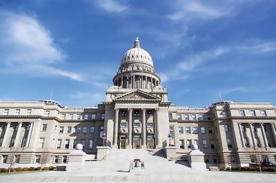 Idaho Capitol Building Statesman