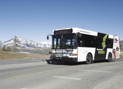 Mountain Rides Buses