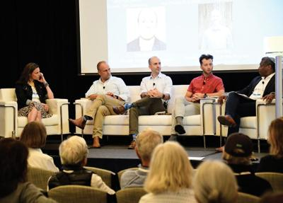 A panel of experts