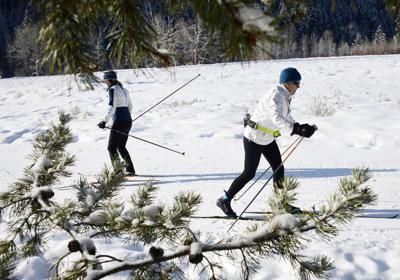 SNRA Nordic Skiing
