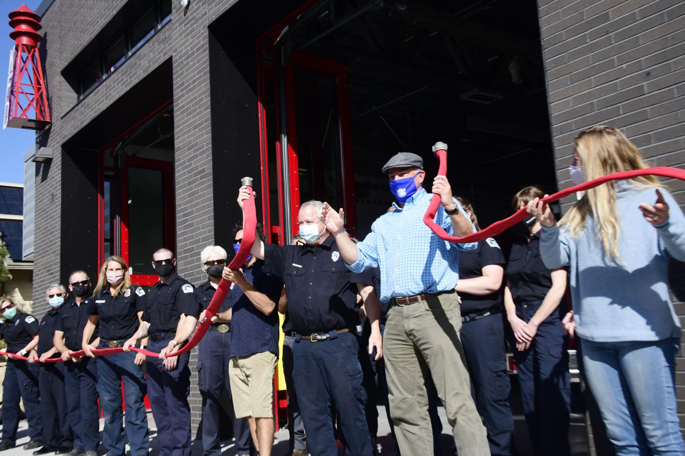 Ketchum Fire Station grand opening 1