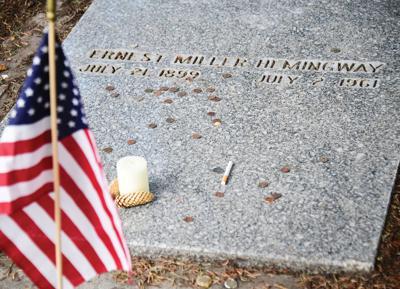 20-05-27 Ernest Hemingway veteran grave 1 Roland.jpg