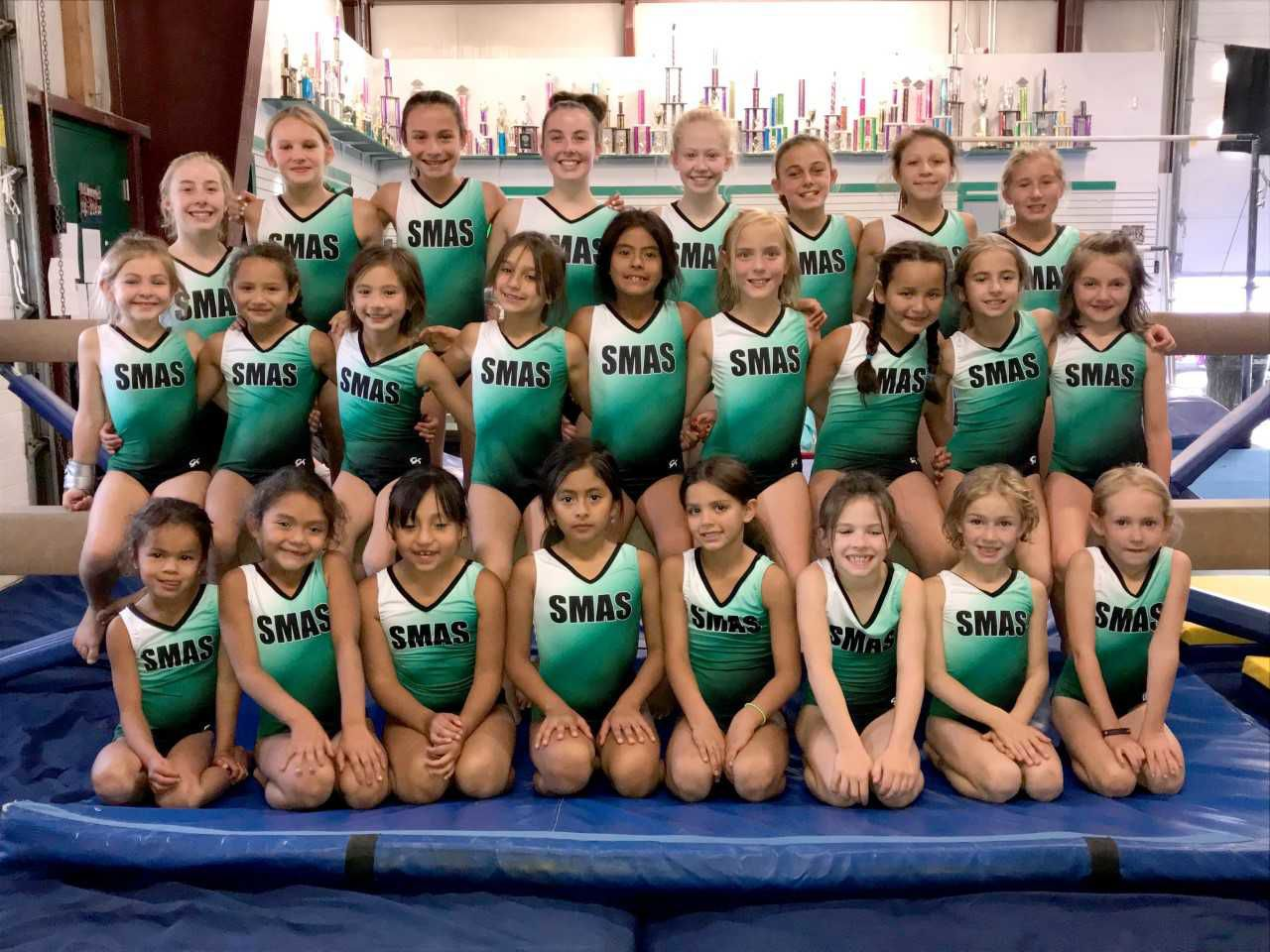 Christmas Classic in Hailey a highlight for gymnasts | Local