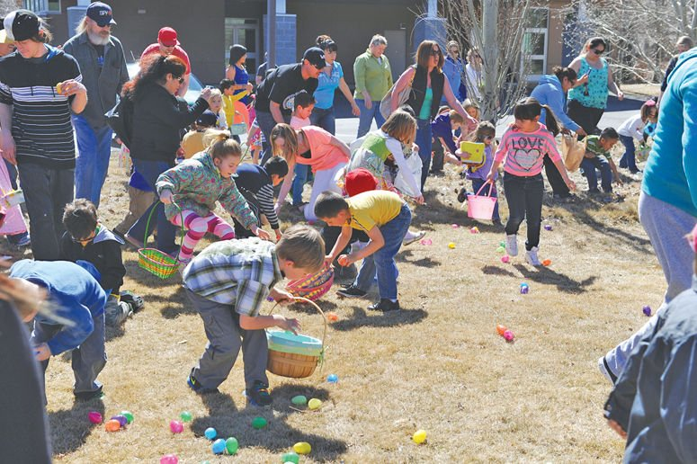 easter egg hunts to speckle the valley this weekend